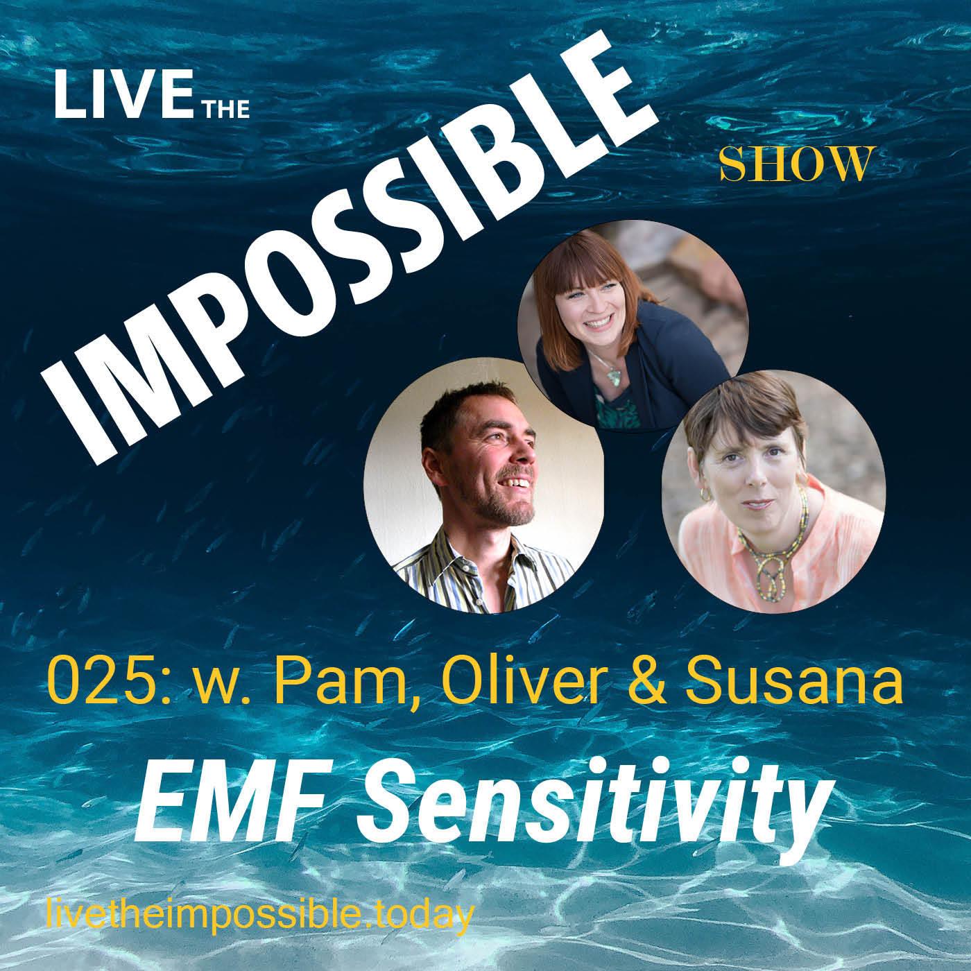 025 EMF sensitivity